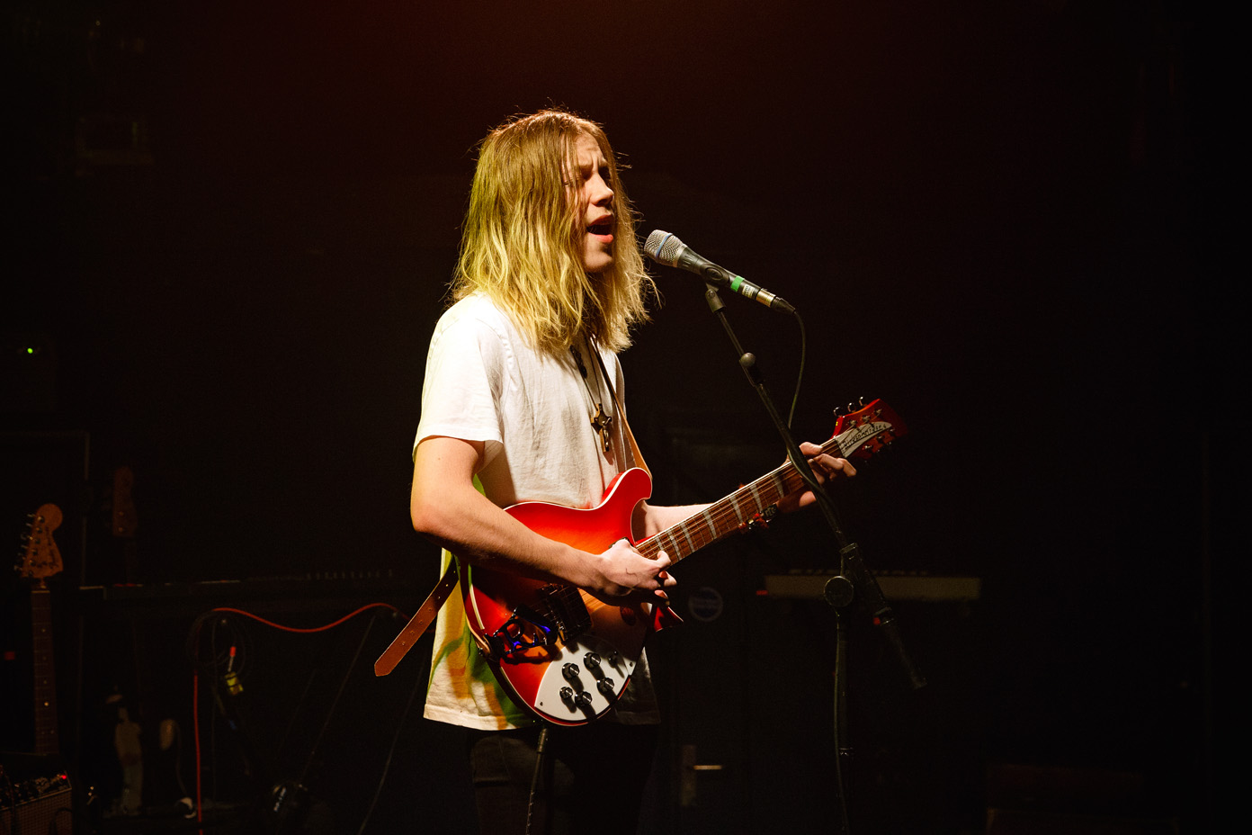 Isaac Gracie at the O2 Academy Newcastle on 20 February 2016