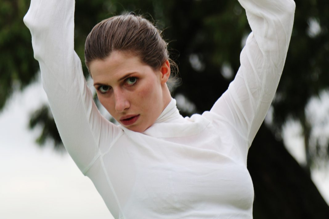 Aldous Harding, real name Hannah, released her self-titled debut album in 2015