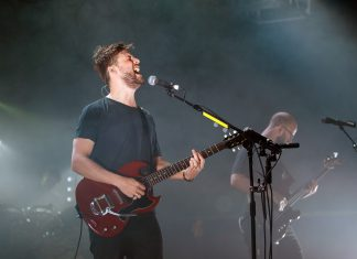 White Lies live at the O2 Academy Sheffield on 24 February 2017
