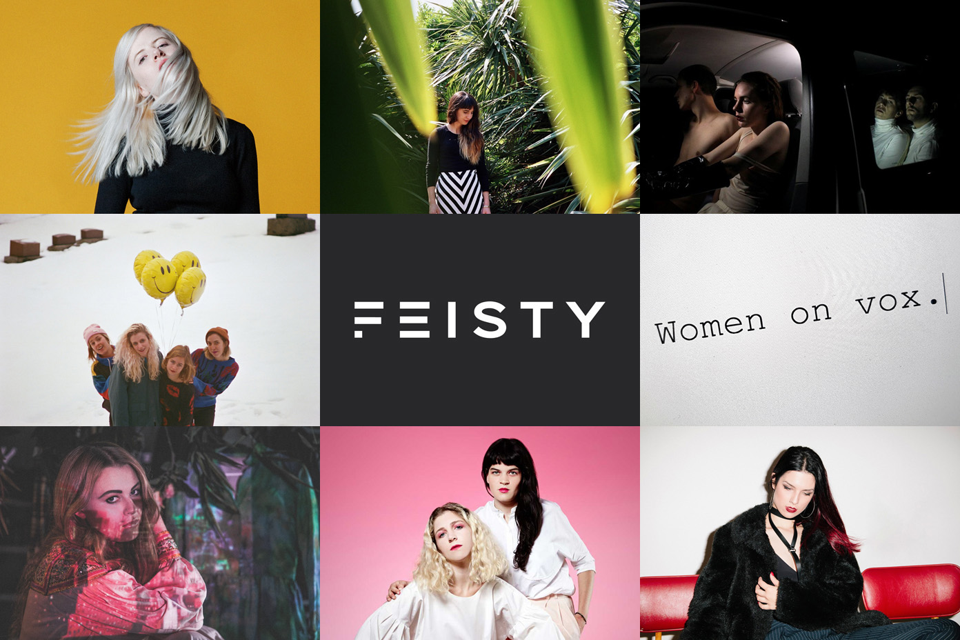 FEISTY's Women On Vox 2018
