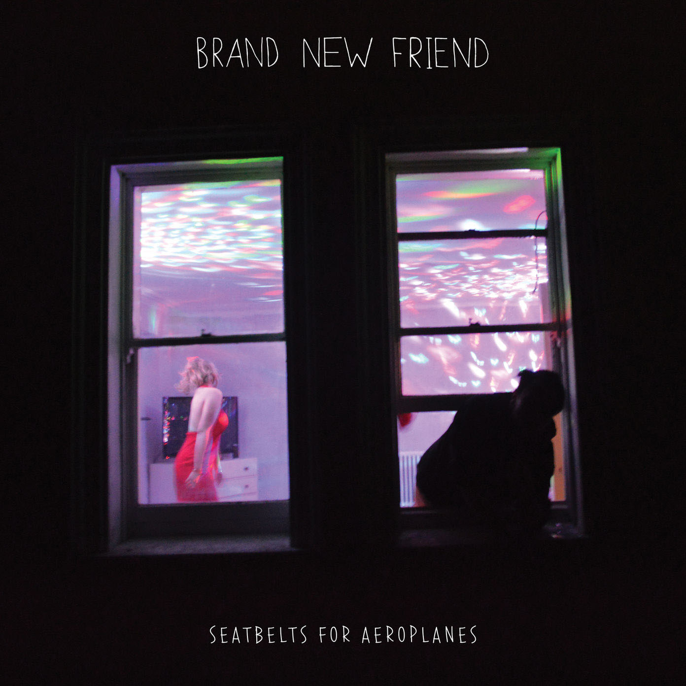 Seatbelts for Aeroplanes by Brand New Friend