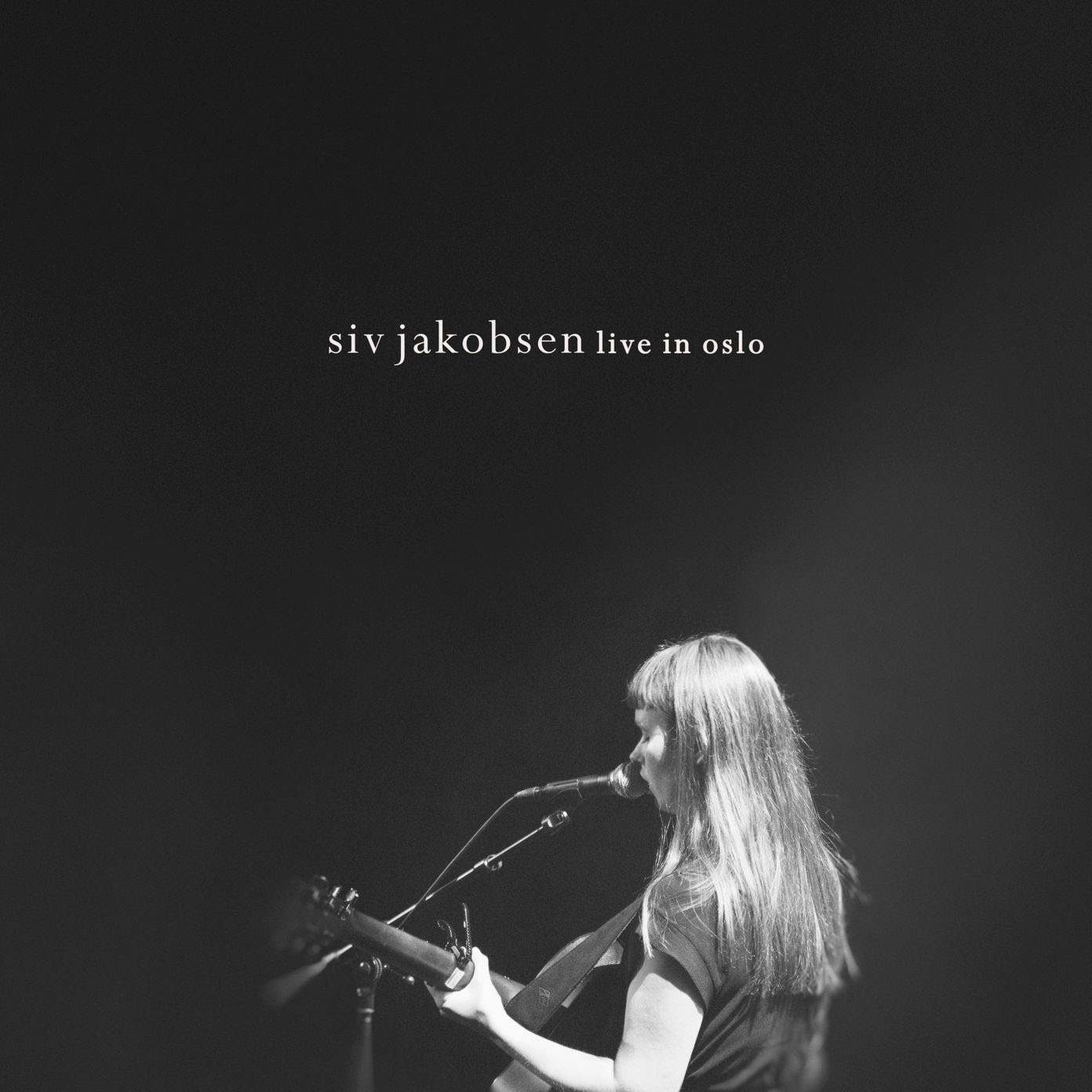Live in Oslo by Siv Jakobsen