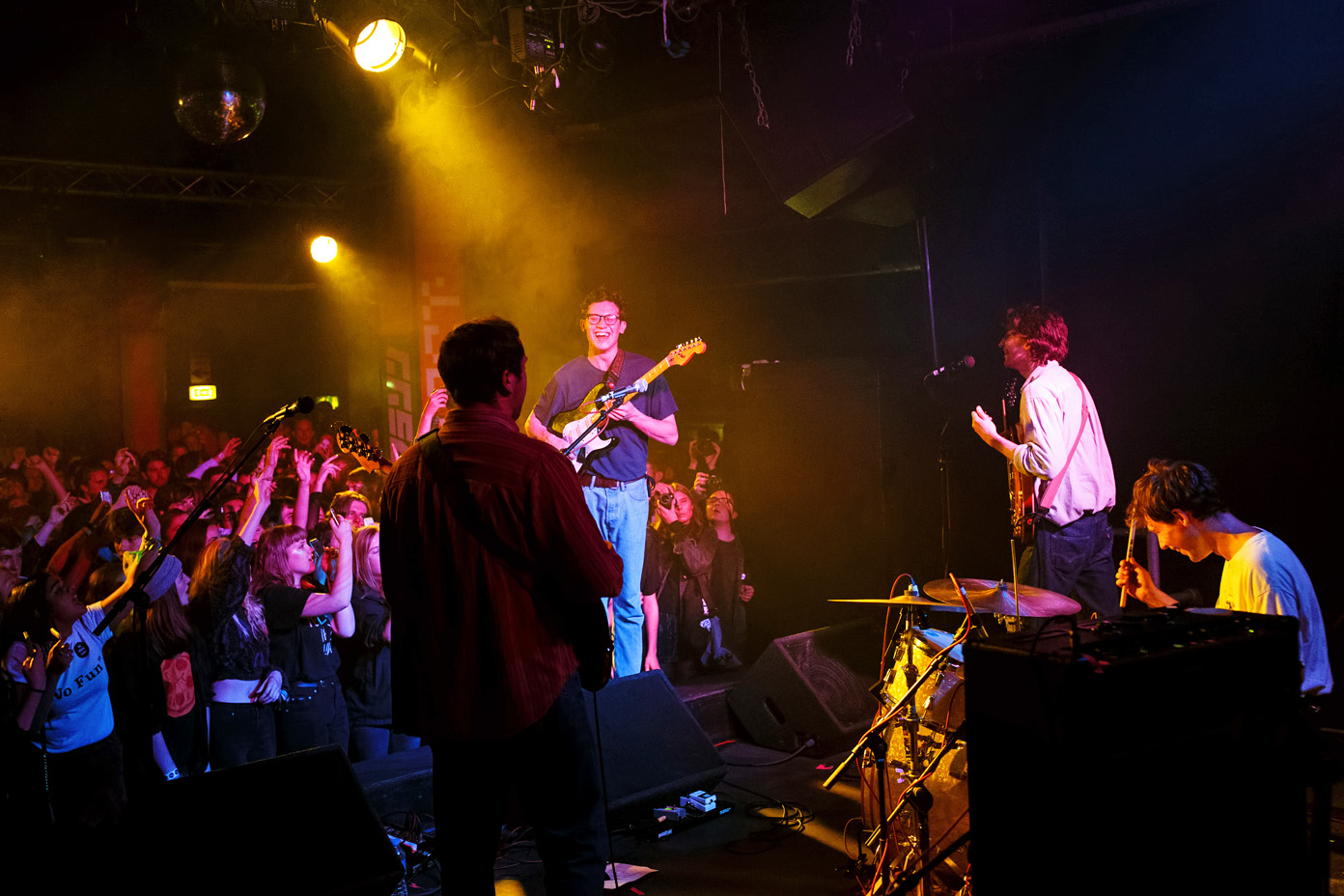 The Magic Gang at Plug in Sheffield