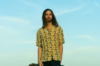 Tame Impala's Kevin Parker